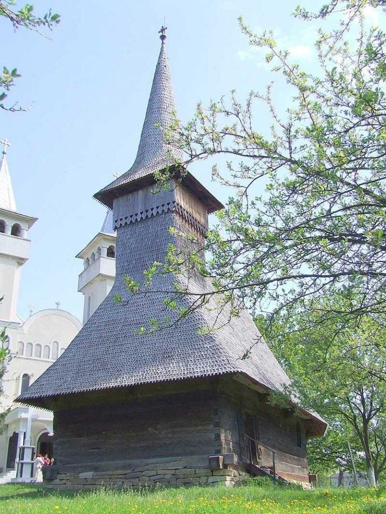 biserica de lemn bicaz
